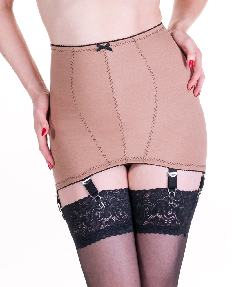 2c14d36fb 020 – SHORT ROLL-ON GIRDLE – Revival lingerie